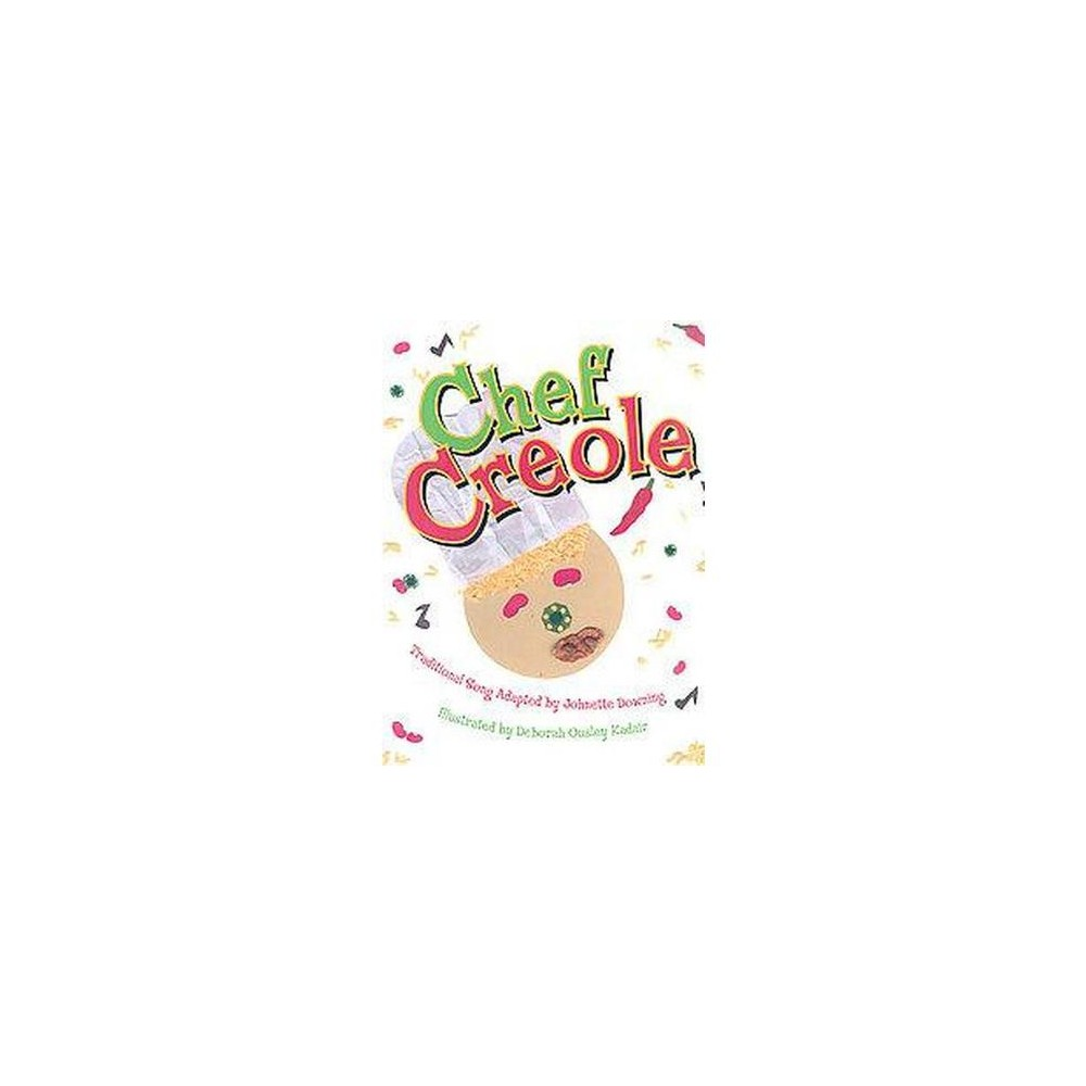 Chef Creole (Hardcover), Books