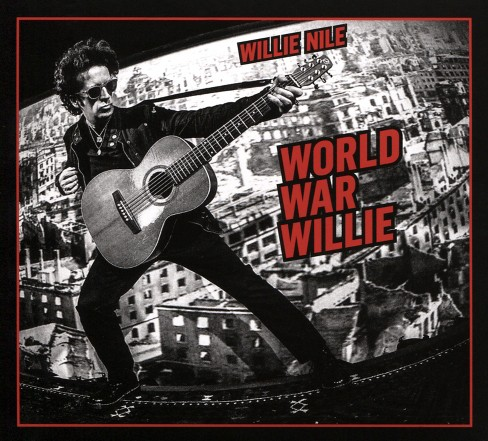 Willie nile - World war willie (CD) - image 1 of 1