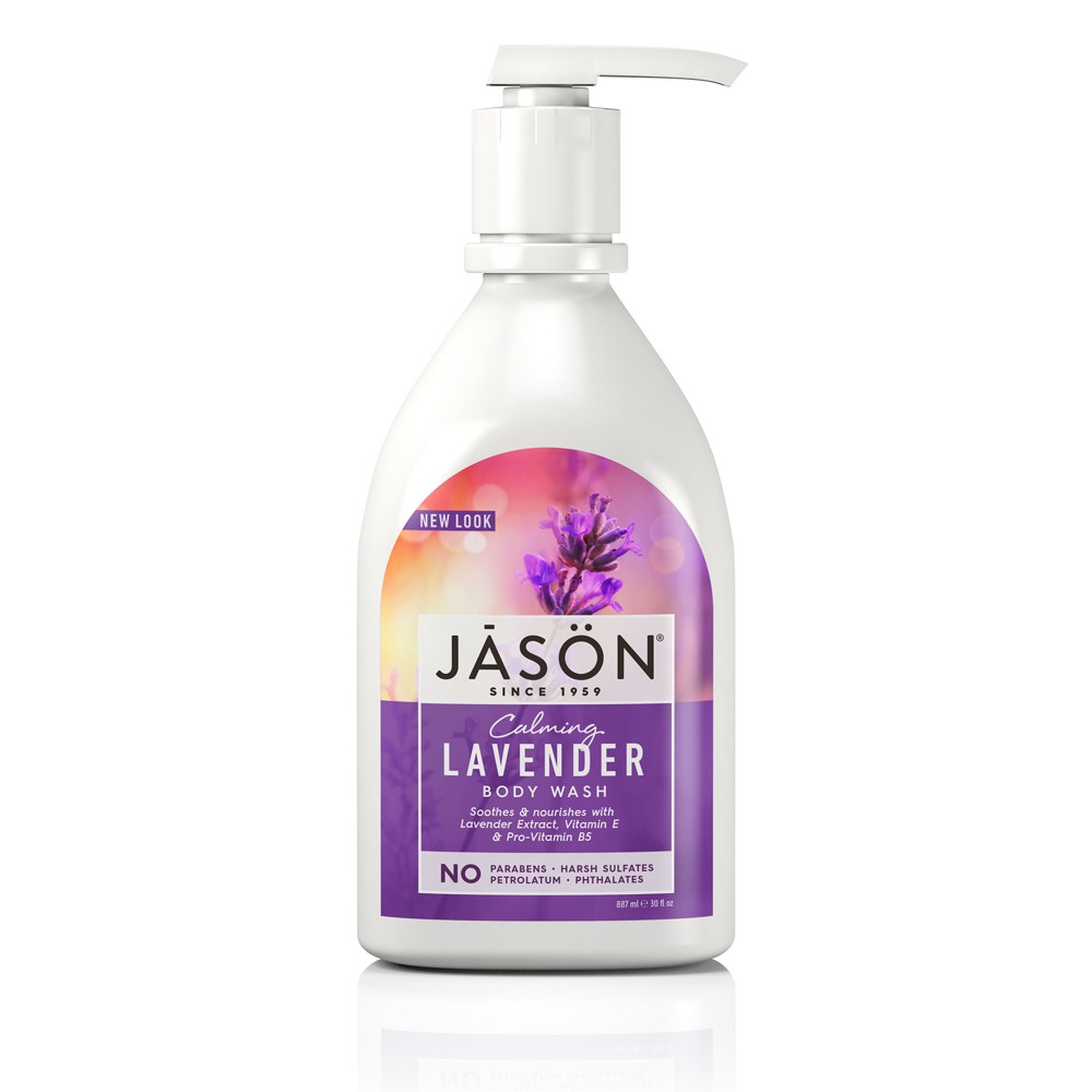 Image of Jason Calming Lavender Body Wash - 30oz