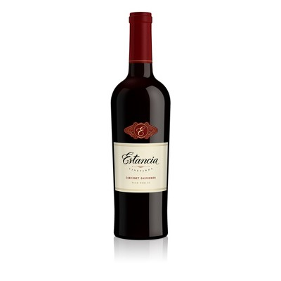 Estancia Cabernet Sauvignon Red Wine - 750ml Bottle
