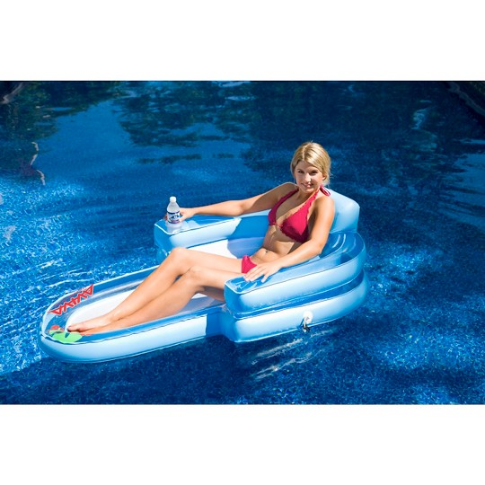 AVIVA Tahitian Chaise Pool and Lake Float image number null
