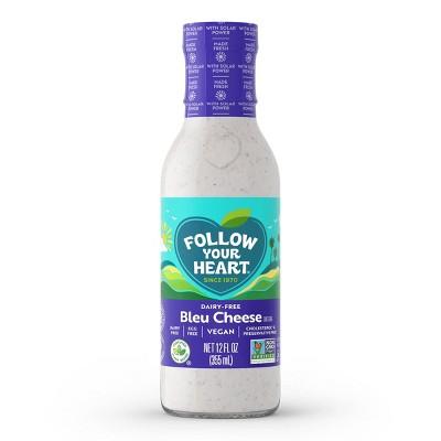 Follow Your Heart Vegan Bleu Cheese Salad Dressing - 12oz