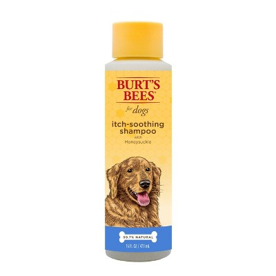 Dog Grooming: Burt's Bees Itch-Soothing Shampoo