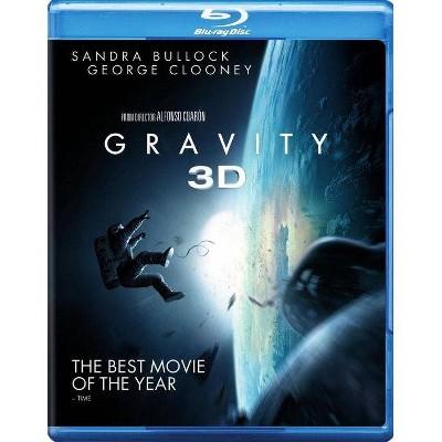 Gravity (3D) (Blu-ray)