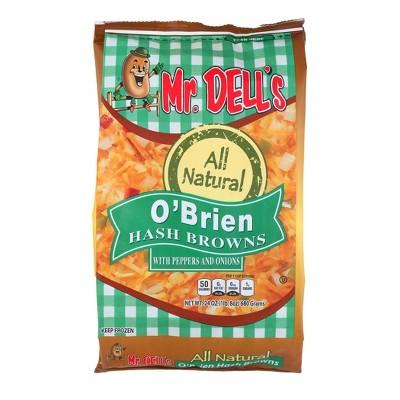 Mr Dells O'Brien Frozen Hashbrowns - 24oz