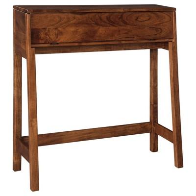 Trumore Sofa/Console Table Medium Brown - Signature Design by Ashley