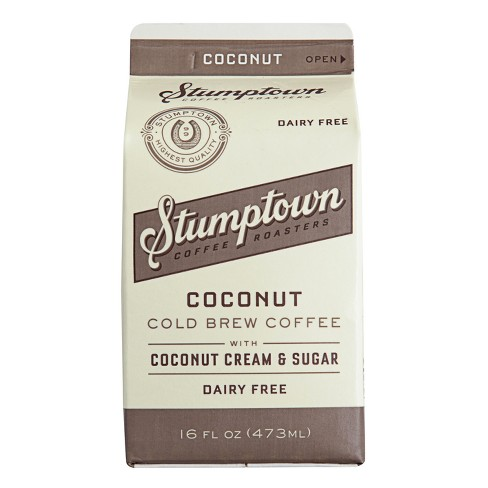 Stumptown Cold Brew Dairy Free Coconut Milk - 16 fl oz - image 1 of 1