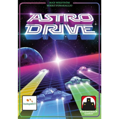 Astro Drive Board Game - image 1 of 1