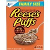 Reese's Puffs Breakfast Cereal - 20.7oz - General Mills - image 2 of 4