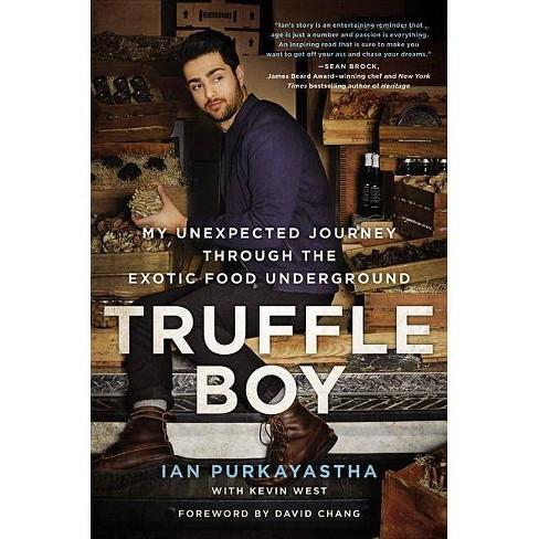 Truffle Boy - by  Ian Purkayastha (Hardcover) - image 1 of 1
