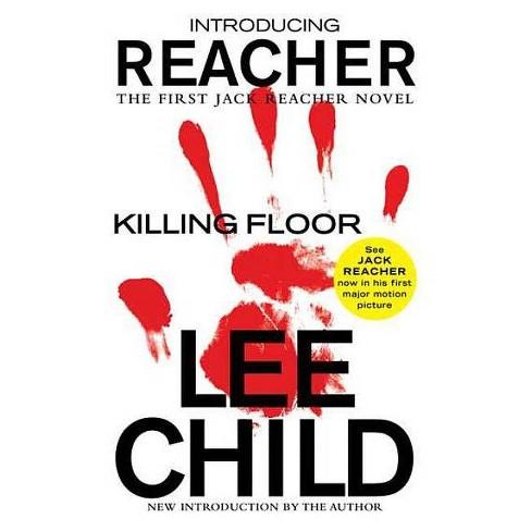 Killing Floor - (Jack Reacher Novels) by  Lee Child (Paperback) - image 1 of 1