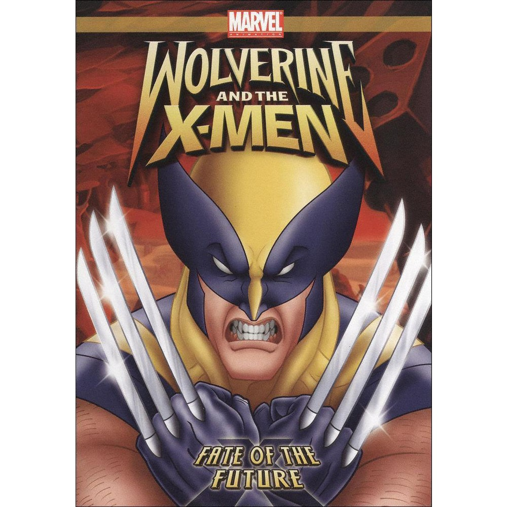 Wolverine and the X-Men: Fate of the Future (dvd_video)