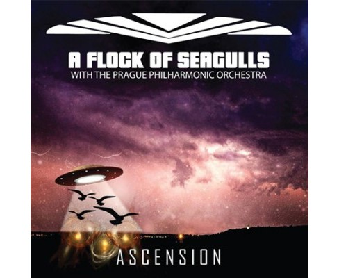 A Flock Of Seagulls - Ascension (CD) - image 1 of 1