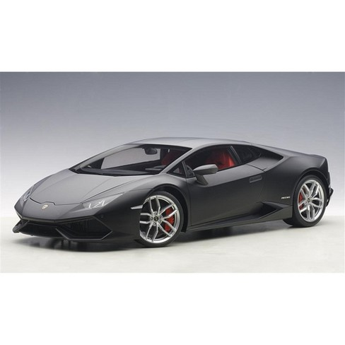 Lamborghini Huracan Lp610 4 Nero Nemesis Matt Black 1 12 Model Car