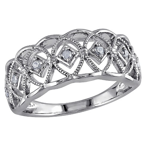 Sterling Silver Diamond Ring Care