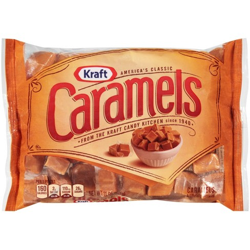 Kraft Caramels - 11oz - image 1 of 4