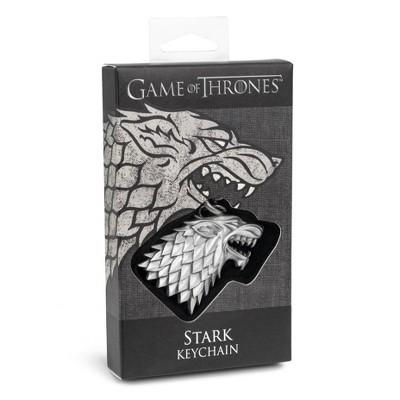Game of Thrones Stark Keychain