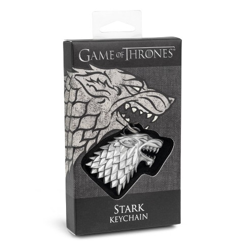 Game of Thrones Stark Keychain - image 1 of 4