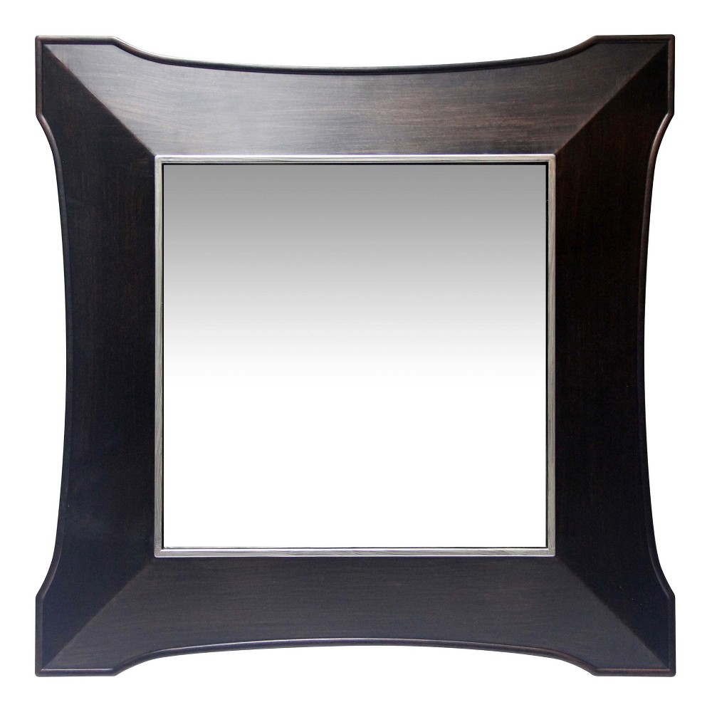 Heritage 22' Wall Mirror Silver - Infinity Instruments