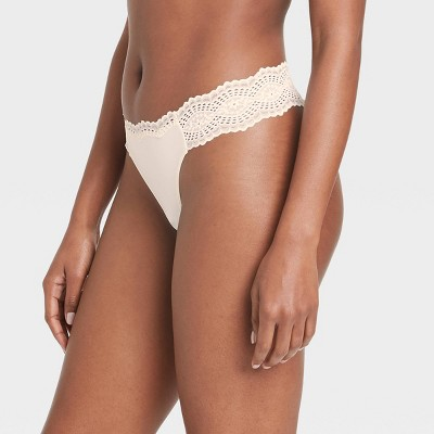 Women's Micro Thong with Lace - Auden™