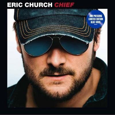 Eric Church - Chief (Blue LP) (Vinyl)