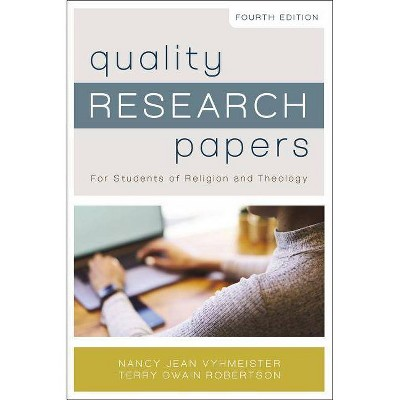 quality research papers pdf