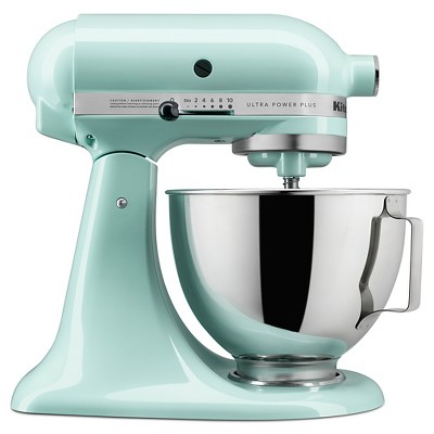 KitchenAid Ultra Power Plus 4.5qt Tilt-Head Stand Mixer Ice Blue - KSM96
