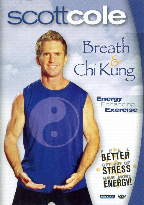Breath & chi kung with scott cole (DVD) - image 1 of 1