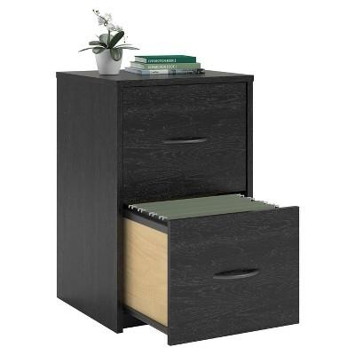 Superbe Studio 2 Drawer File Cabinet   Black   Room U0026 Joy : Target