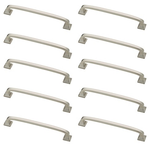 "Franklin Brass 10pk 5"" Lombard Pull Nickel - image 1 of 4"