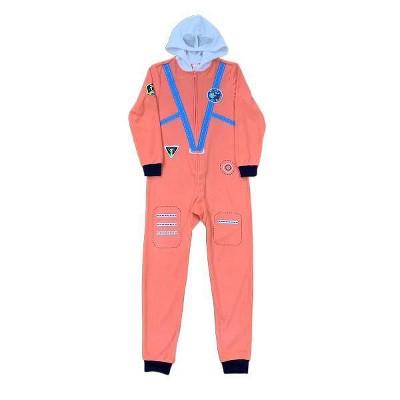 Boys' Astronaut Pajama Jumpsuit - Cat & Jack™ Orange