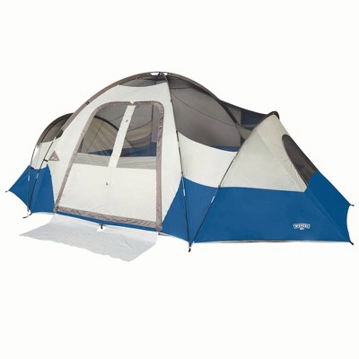 Wenzel Pinyon 10 Person Cabin Tent - Blue
