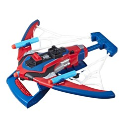 Spider-Man Web Shots Spiderbolt NERF Powered Blaster Toy