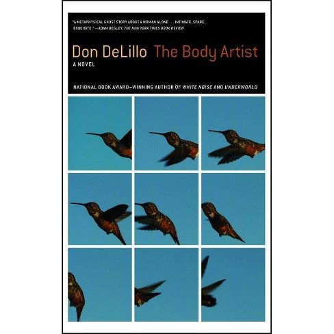 The Body Artist - by  Don Delillo (Paperback) - image 1 of 1