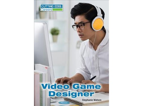 Video Game Designer (Hardcover) (Stephanie Watson) - image 1 of 1