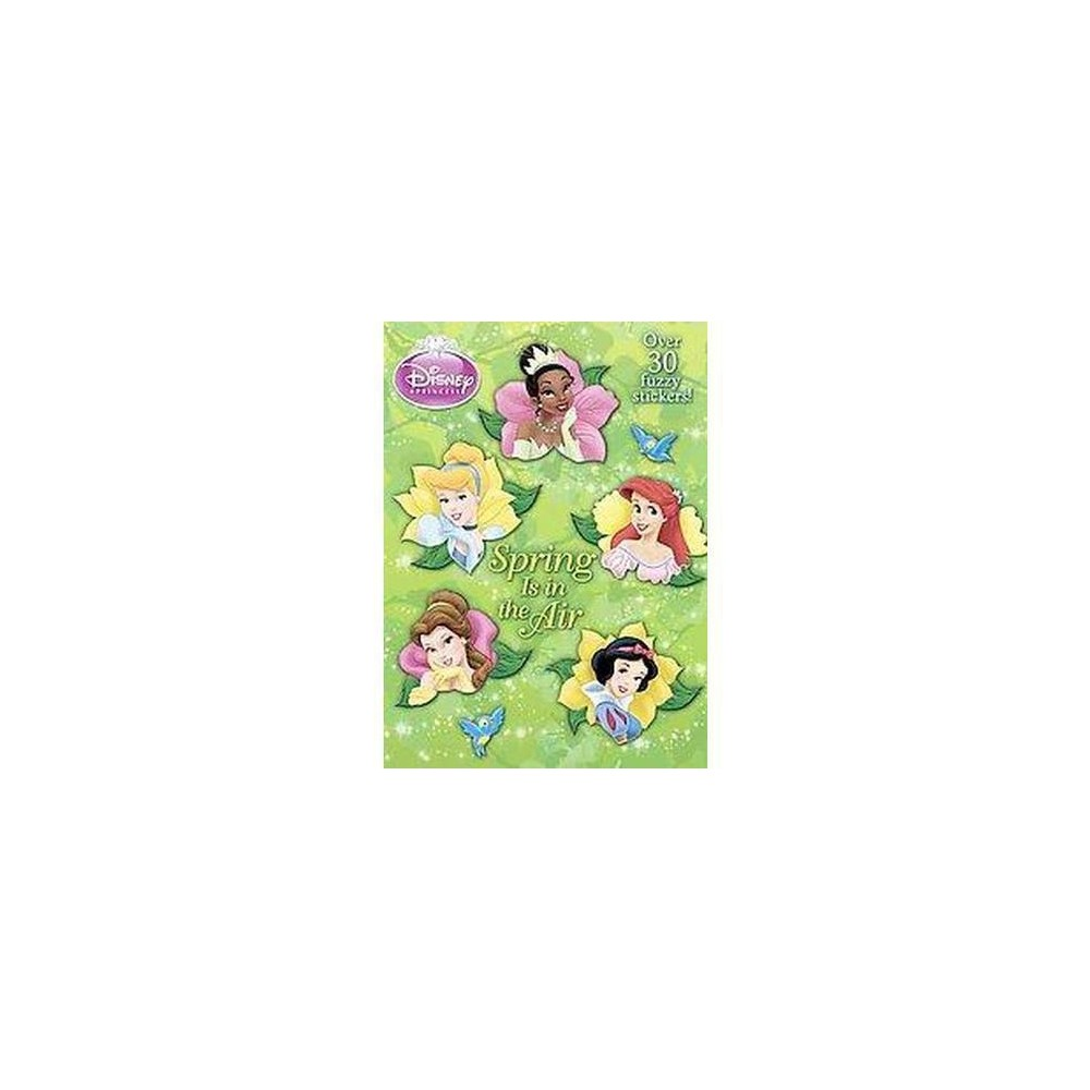 Spring Is in the Air (Paperback) by Disney Rh