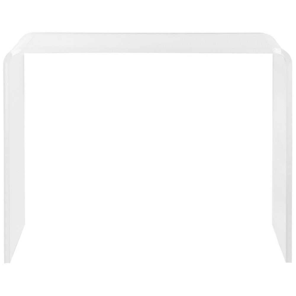 Jenny Console Table Clear - Safavieh