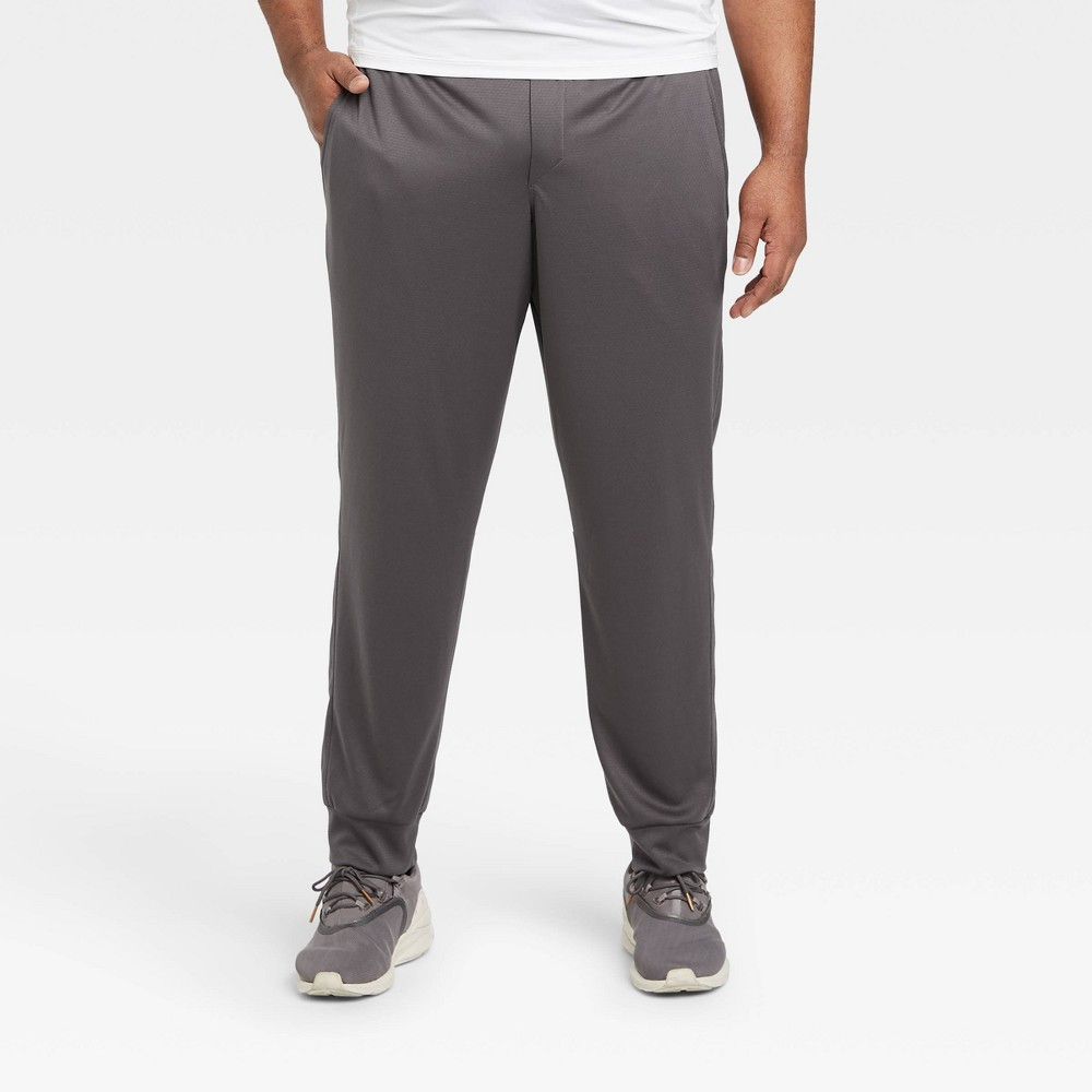Men 39 S Train Jogger Pants All In Motion 8482 Gray L