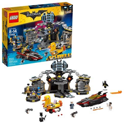 Lego Batman Movie Batcave Break In 70909 Target