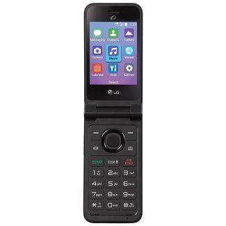 Tracfone Prepaid LG Classic Flip Phone L125DL (8GB) - Gray