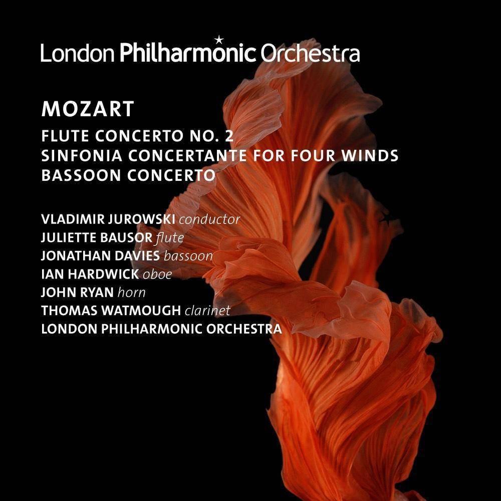 London Philharmonic Mozart Flute Concerto No2sinfonia Convertante Boon Concerto Cd