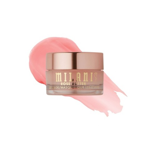 Milani Rose Butter Lip Mask Clear - 0.24oz - image 1 of 4