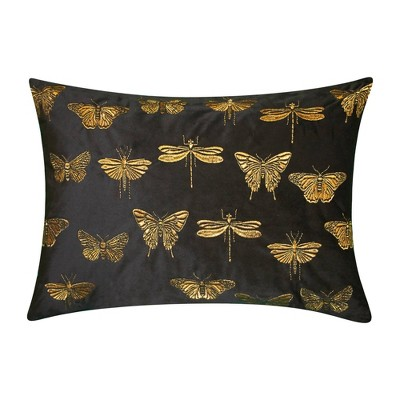 Butterfly Throw Pillow - Edie@Home