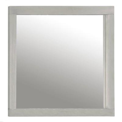 Highlands Mirror White - Hillsdale Furniture