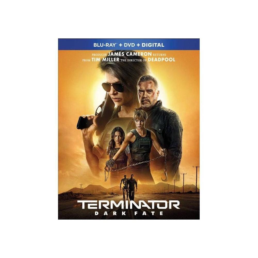 Terminator Dark Fate Blu Ray Dvd