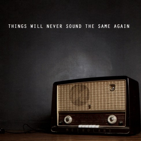 Metroland - Things will never sound the same agai (CD) - image 1 of 1