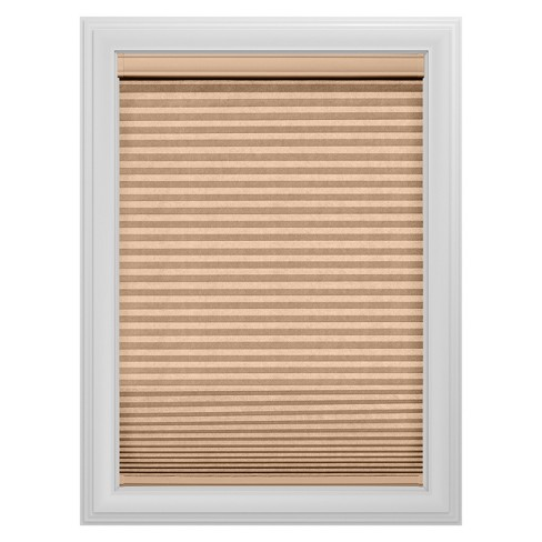 "Bali Essentials® Light Filtering Cellular Cordless Shade - Latte(23x72"") - image 1 of 1"