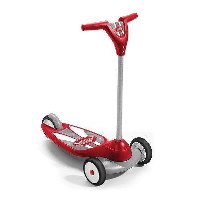 Radio Flyer 539PS My 1st Scooter 3 Wheel Sport Ages 2+ Kid Scooter, Red