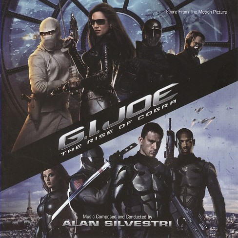 Alan Silvestri - G.I. Joe: The Rise of Cobra (Score from the Motion Picture) (CD) - image 1 of 2