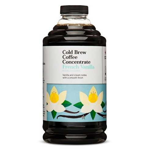 Cold Brew French Vanilla Coffee Concentrate - 32oz - Archer Farms™ - image 1 of 3